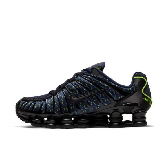 Nike Shox TL Herenschoen - Blauw - CT5527-400