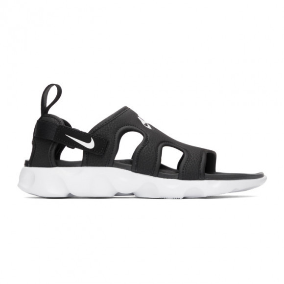 Nike Owaysis Men's Sandal (Black) - Clearance Sale - CT5545