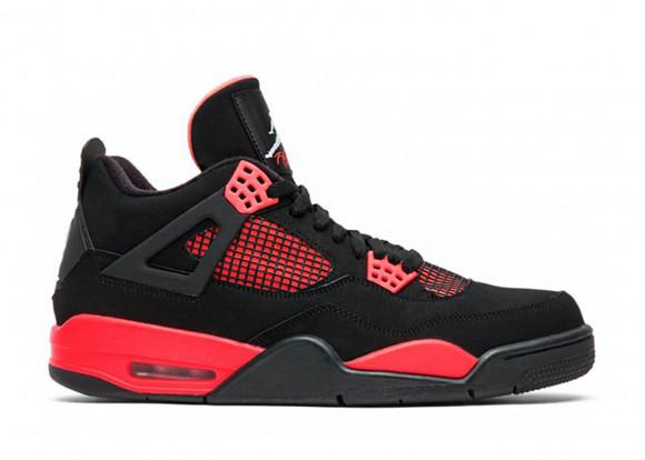 Jordan 4 Retro Red Thunder - CT8527-016