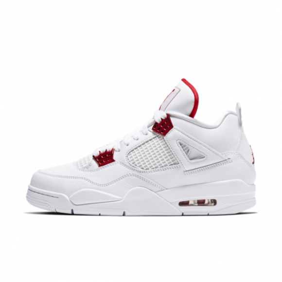 "Air Jordan 4 RETRO ""METALLIC RED"" - CT8527-112"
