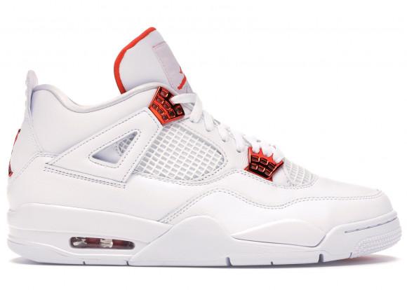 Jordan 4 Retro Metallic Orange - CT8527-118