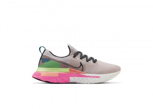 Nike React Infinity Run Flyknit Premium Pink Blast (W) - CU0430-500