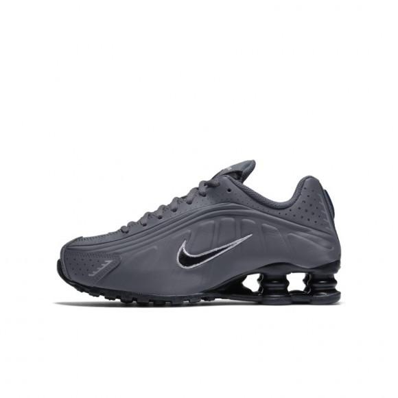 Chaussure Nike Shox R4 pour Enfant plus âgé - Gris - CU1721-001