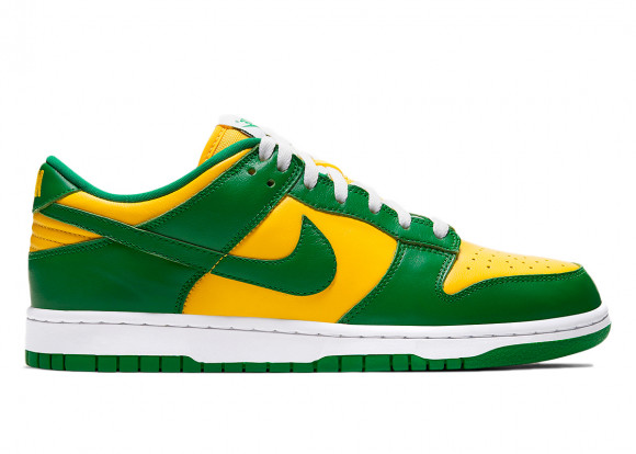 Nike Dunk Low Brazil (2020) - CU1727-700