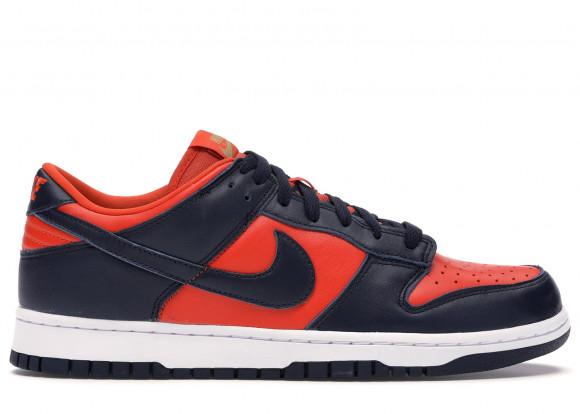 Nike Dunk Low SP Champ Colors University Orange Marine (2020) - CU1727-800
