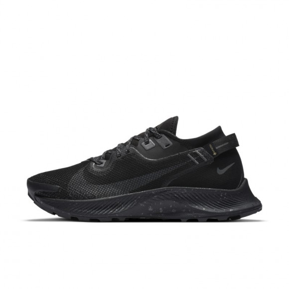 Nike Pegasus Trail 2 GORE-TEX Women's Trail Running Shoe - Black - CU2018-001