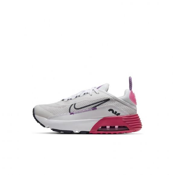 Nike Air Max 2090 Platinum Watermelon Purple (PS) - CU2093-003