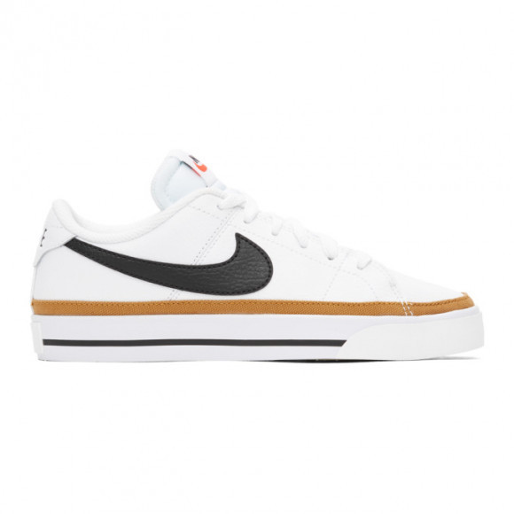 NikeCourt Legacy Women's Shoe - White - CU4149-102