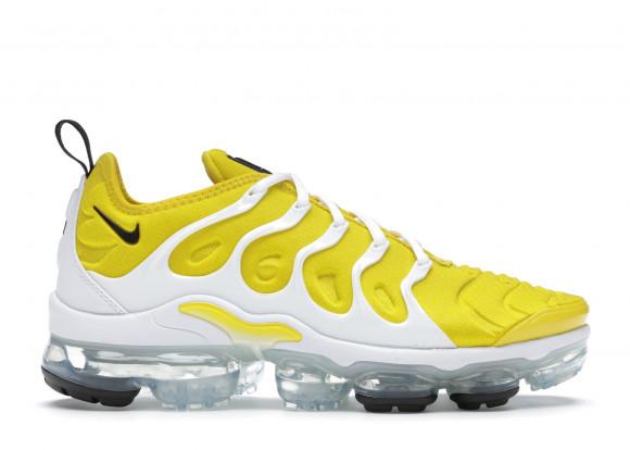Nike Air VaporMax Plus Speed Yellow White (W) - CU4907-700