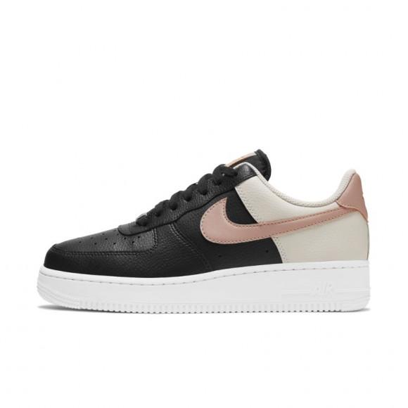 Scarpa Nike Air Force 1'07 - Donna - Nero - CU5311-001