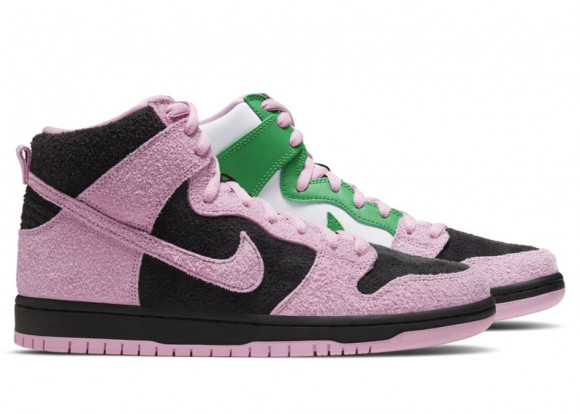 Nike SB Dunk High Invert Celtics - CU7349-001