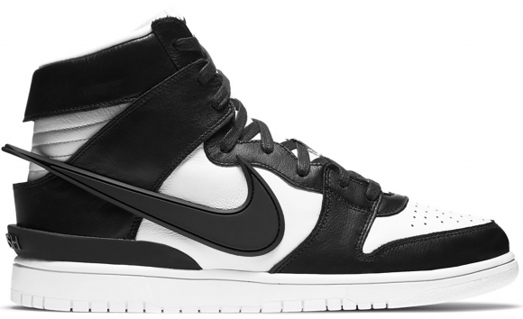 Nike Dunk High Ambush Black White - CU7544-001