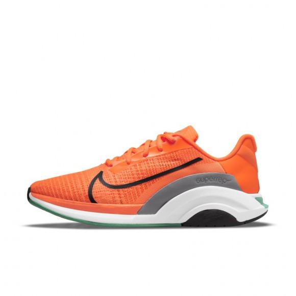 Nike ZoomX SuperRep Surge Men's Endurance Class Shoe - Orange - CU7627-883