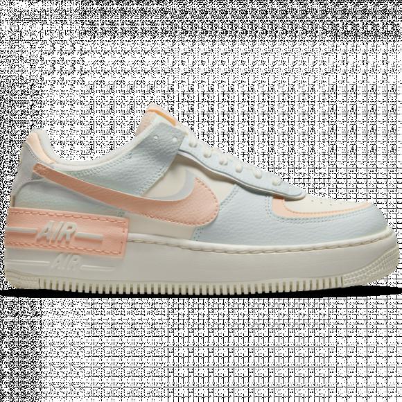 Chaussure Nike Air Force 1 Shadow pour Femme - Gris - CU8591-104