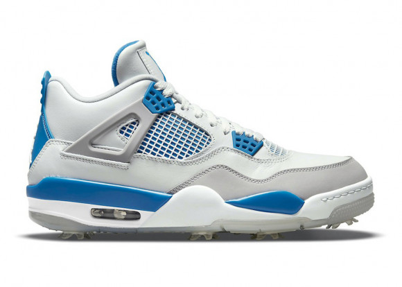 Jordan 4 Retro Golf Military Blue - CU9981-101