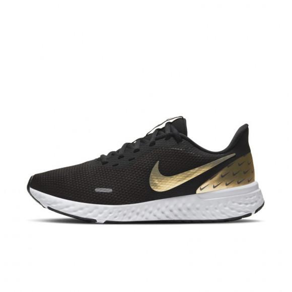 Nike Revolution 5 Premium Women's Running Shoe - Black - CV0158-001