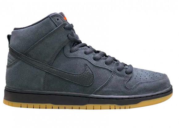 Nike SB Dunk High Orange Label Dark Smoke Grey (2021) - CV1727-001