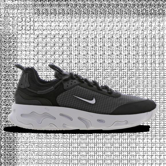 Nike Black React Live Sneakers - CV1772-003