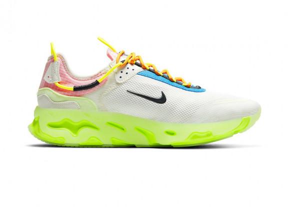 Nike React Live White Volt - CV1772-100