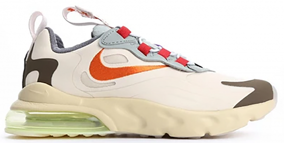 Nike Air Max 270 React Travis Scott Cactus Trails (PS) - CV2414-200