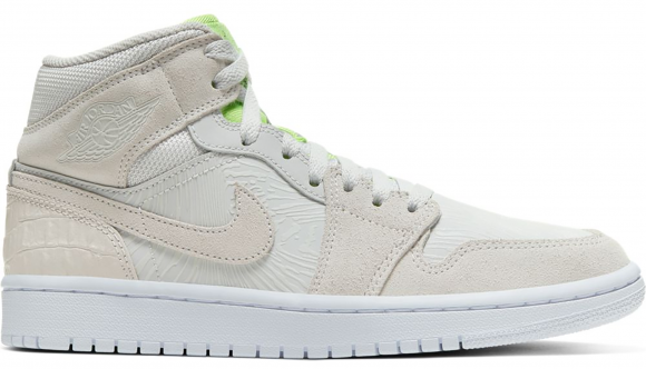 Jordan 1 Mid VAST GREY VAST GREY GHOST GREEN F CV3018 001