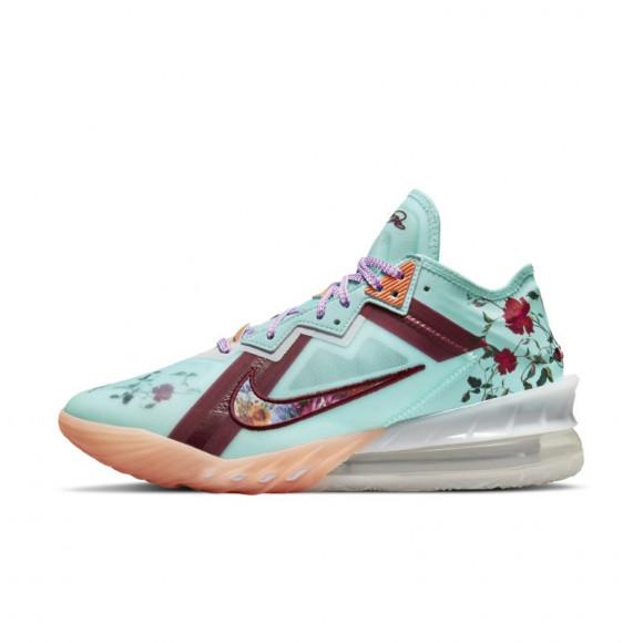 Nike LEBRON XVIII LOW - CV7562-400