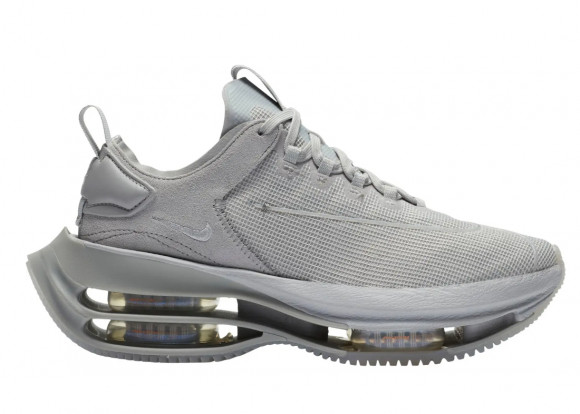 Nike Zoom Double-Stacked Women's Shoe - Grey - CV8474-001