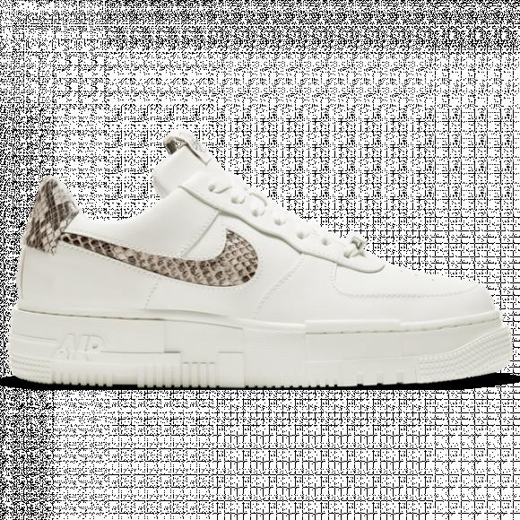 Chaussure Nike AF1 Pixel SE pour Femme - Blanc - CV8481-101