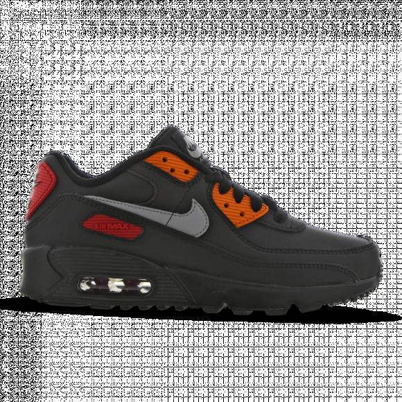 Scarpa Nike Air Max 90 - Ragazzi - Nero - CV9639-001