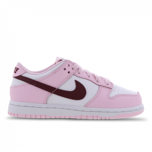 Nike Dunk Low Pink Red White (PS) - CW1588-601