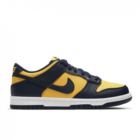 Nike Dunk Low Michigan - CW1590-700