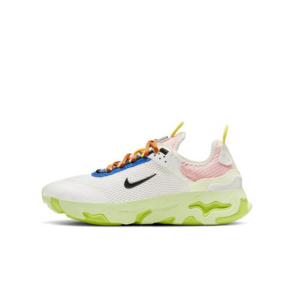 Chaussure Nike React Live pour Enfant plus âgé - Blanc - CW1622-100