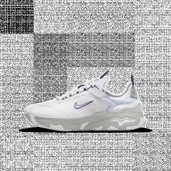 Chaussure Nike React Live pour Enfant plus âgé - Blanc - CW1622-102