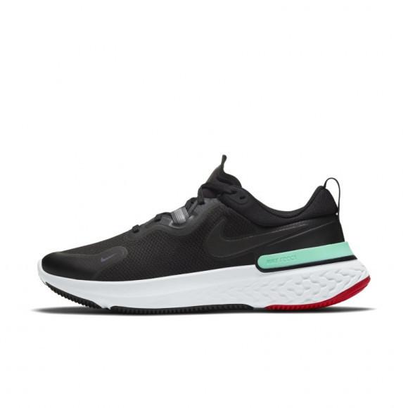 Nike React Miler Men's Running Shoe - Black - CW1777-013