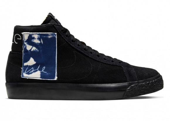 Nike SB Blazer Mid Isle Skateboards (Regular Box) - CW2186-001