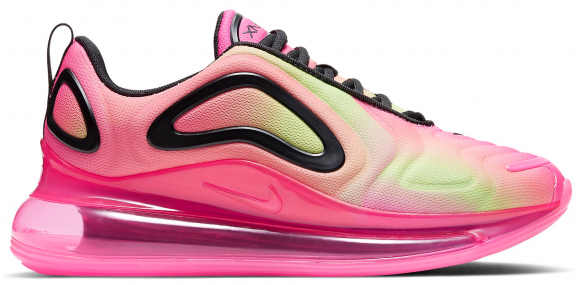 Nike Air Max 720 Pink Blast Atomic Green (W) - CW2537-600