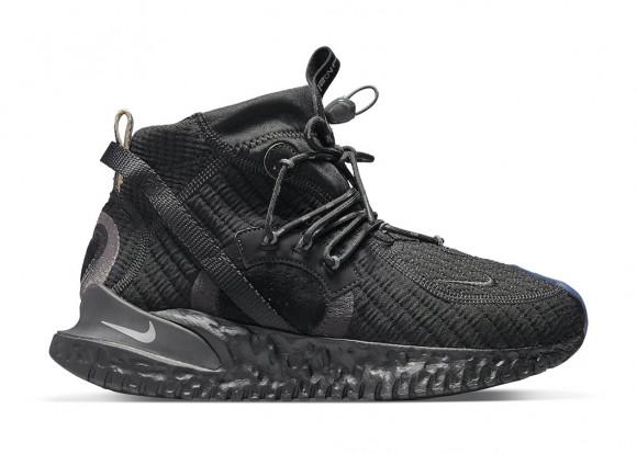 Nike ISPA Flow 2020 SE Black Iron Grey - CW3045-002