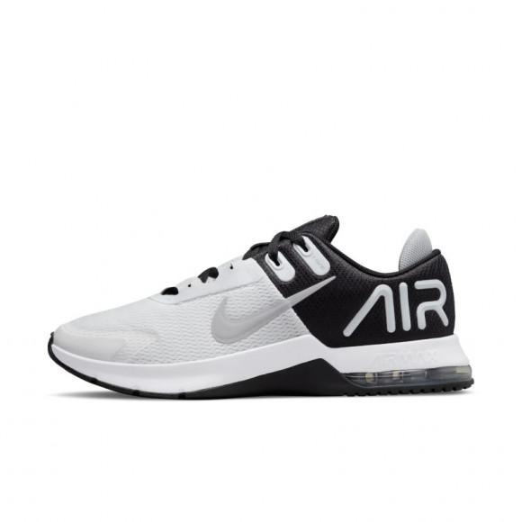 Nike Air Max Alpha Trainer 4 Men's Training Shoe - White - CW3396-100