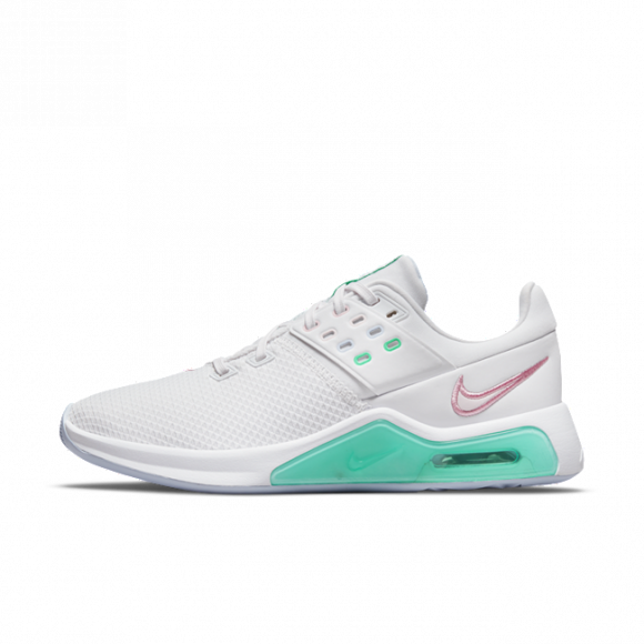 Nike Air Max Bella TR 4 Women's Training Shoe - White - CW3398-105
