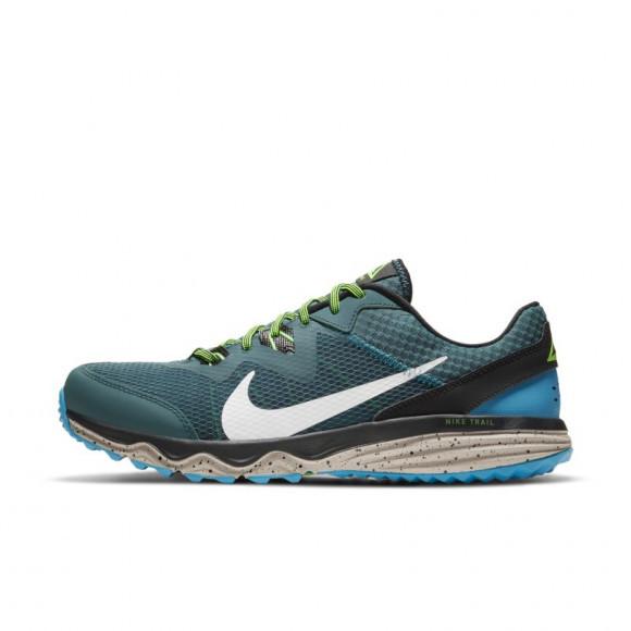 Nike Juniper Trail Men's Trail Shoe (Dark Teal Green) - CW3808-301