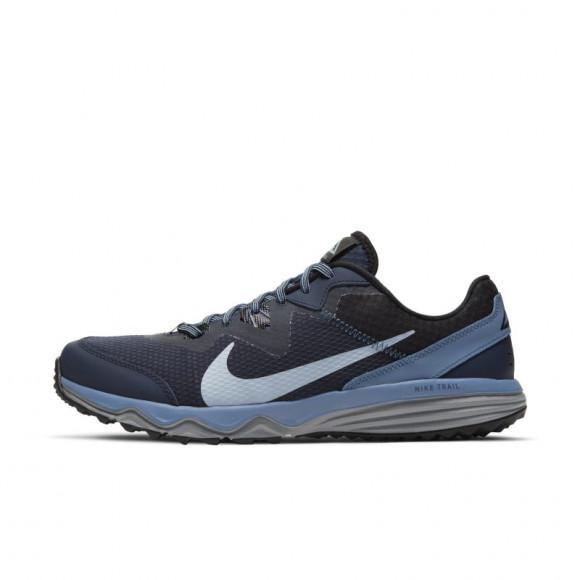Nike Juniper Trail Men's Trail Shoe - Blue - CW3808-400