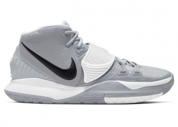 Nike Kyrie 6 Team 'Wolf Grey' Wolf Grey/White/Black CW4142-003 - CW4142-003