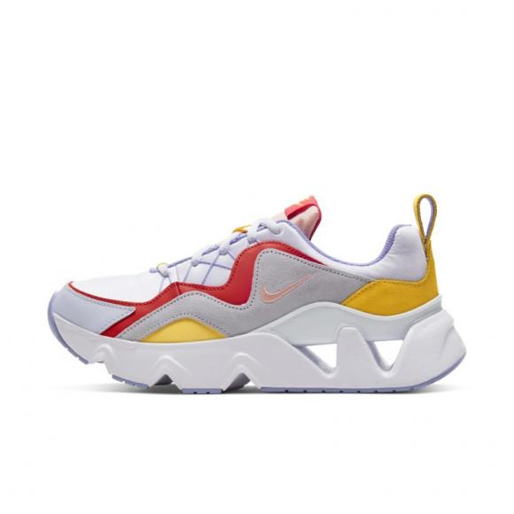 Nike Womens Nike RYZ 365 - Womens Shoes White/Pink/Red Size 11.0 - CW5590-100