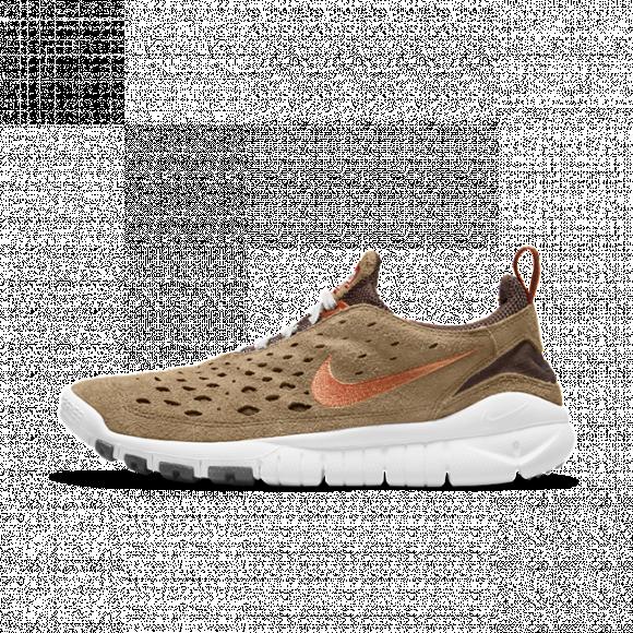 Nike Free Run Trail Men's Shoe - Brown - CW5814-200
