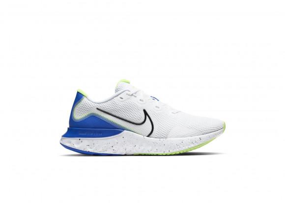 Nike Renew Run White Racer Blue - CW5844-100