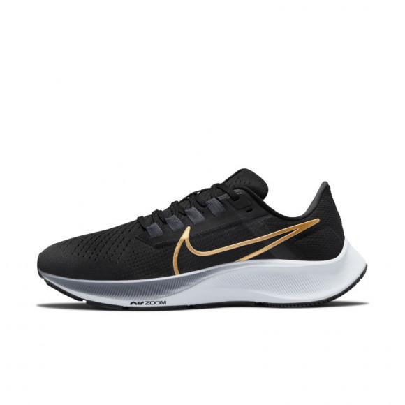 Nike Air Zoom Pegasus 38 Women's Running Shoes - Black - CW7358-004
