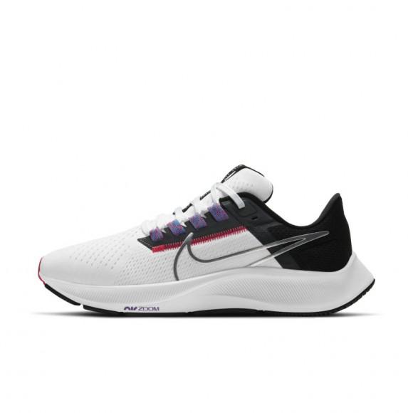 Nike Air Zoom Pegasus 38 Women's Running Shoe - White - CW7358-101