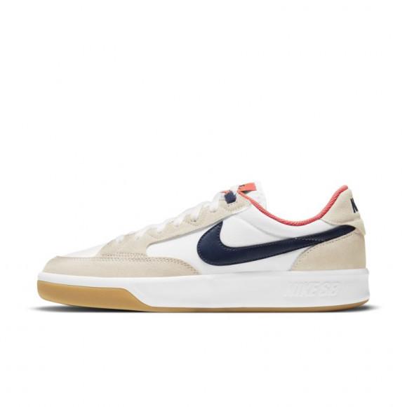 Nike SB Adversary Premium Skate Shoe - White - CW7456-102