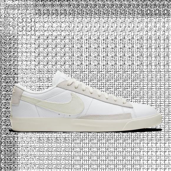 Nike Blazer Low para mujer, Blanco