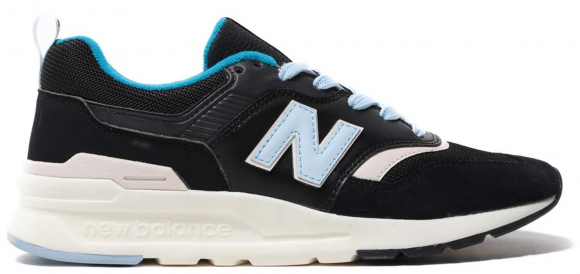 New Balance 997H Black Blue (W) - CW997HNB